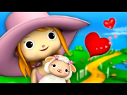 Mary Had A Little Lamb | Little Baby Bum | Nursery Rhymes for Babies | Videos for Kids