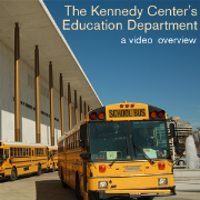 Meet the Kennedy Center Education Department