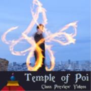 Temple of Poi Class Series Preview Videos