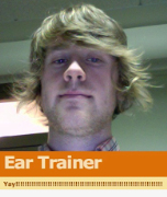 The Ear Trainer