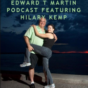 Edward T Martin Podcast Featuring Hilary Kemp