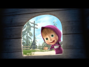 Masha and The Bear. Episodes in English