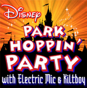Disney Park Hoppin' Party