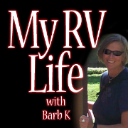 My RV Life with Barb K     | Blog Talk Radio Feed