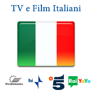 Guarda la TV e Film Italiani