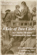 """A Tale of Two Cities"" Audiobook (Audio book)"