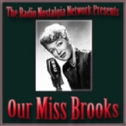 Our Miss Brooks's Podcast