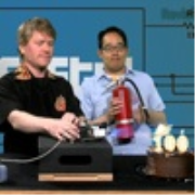 DIY Flame Thrower for 100 Episodes - Systm