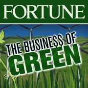 Fortune: The Business of Green