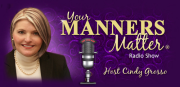 Your Manners Matter - Radio Show