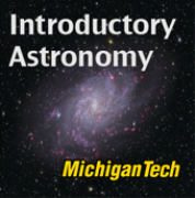 PH1600 - Introductory Astronomy - Lectures