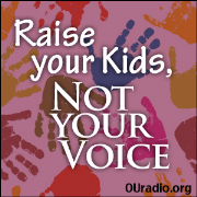 Raise Your Kids, Not Your Voice with Sarah Chana Radcliffe