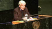 WATCH: In United Nations Speech, Noam Chomsky Blasts United States for Supporting Israel