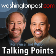 Sports Talking Points with Tony Kornheiser, Michael Wilbon and Cindy Boren From The Washington Post
