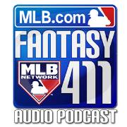 MLB.com Fantasy 411 Audio Podcast