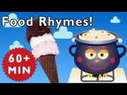 Nursery Rhymes with Food from Mother Goose Club Playlist