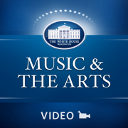 White House Music & the Arts (Video)
