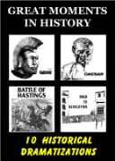 Great Moments in History - A free audiobook by John G. Stockmyer