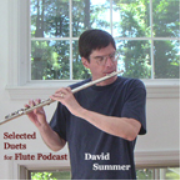Selected Duets for Flute Podcast