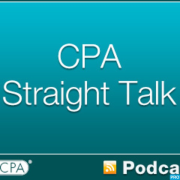 CPA Straight Talk - AICPA Podcast Series