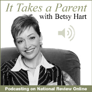 It Takes a Parent on National Review Online