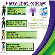 Party Chat Podcast