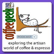 CoffeeGeek Podcast
