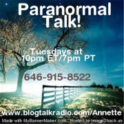 Paranormal Talk!™ | Blog Talk Radio Feed