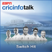 Cricinfo: The Switch Hit Cricket Show
