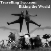 TravellingTwo: Bicycle Touring Around The World » Radio Shows