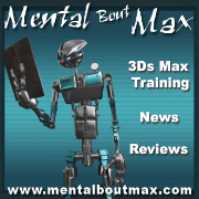 Mental Bout Max - 3Ds Max & Render Engine Training