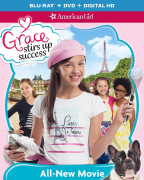 American Girl: Grace Stirs Up Succes