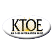 Coast to Coast AM on 1420 KTOE - 48 kbps MP3