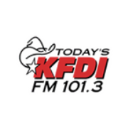 KFDI Morning Show with JJ & Tiny on 101.3 KFDI-FM - 64 kbps MP3