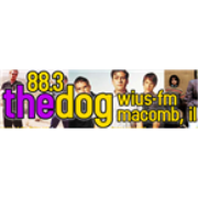 WIUS - The Dog - 88.3 FM - Macomb, US