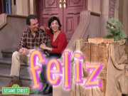 Sesame Street: Spanish Word of Day: Feliz